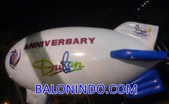 sewa balon zeplin