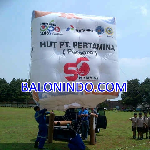 Balon Stik Anniversary BCA