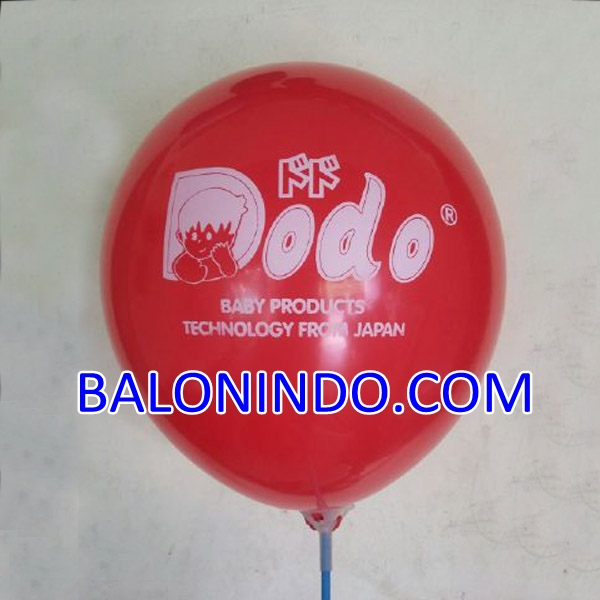 balon latex print