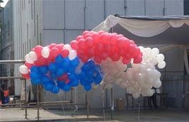 balon pelepasan